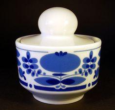 Colditz Porzellan sugar bowl