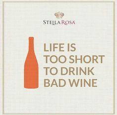 Stella Rosa Best Wine Ever<3