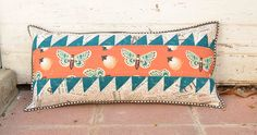 Fort Firefly Pillow by ericajackman, via Flickr