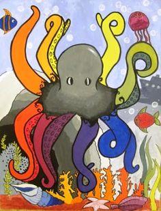 ARTISUN: Color Theory Paintings