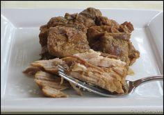 Asian Braised Pork Tenderloin