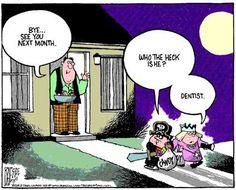 halloween job puns