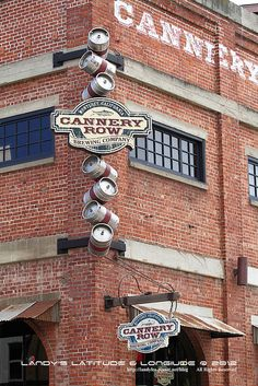Cannery Row, Monterey, California by landyleex