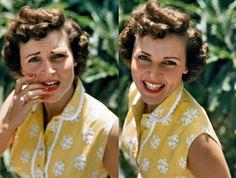 Betty White: 1952