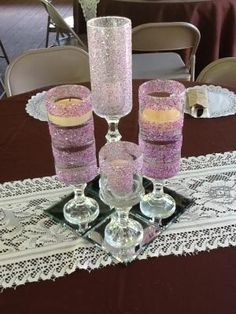 Dollar Tree Wedding Centerpieces Ideas Pinterest