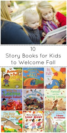 Ultimate Guide to Celebrating Fall with Kids -- Crafts, Books, and Recipes for Autumn Playtime Fun!
