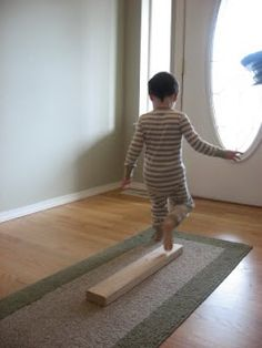 Walk the Plank ! | No Time For Flash Cards - Play and Learning Activities For Babies, Toddlers and Kids
