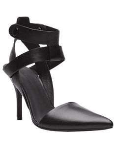shoe queue, pump 48500, perfect shoe, wangsonja pump, alexand wangsonja, pumps, wang sonja, alexander wang