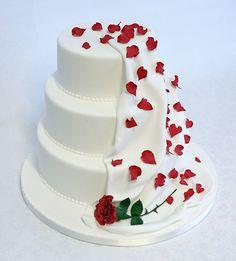 Wedding Cake by Sarah Louise Cakes