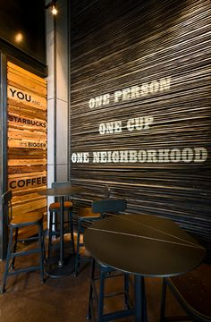 Starbucks Coffee: Artisan Walls - Wall Treatment Award