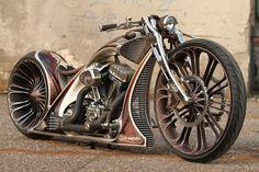 Harley Davidson Thunderbike