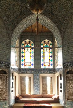 Istanbul's Topkapi Palace once housed the Ottoman Sultans and functioned as its own city. Take a stroll through the opulent grounds and look for parrots flitting among the tree branches overhead.