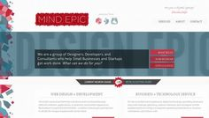 39 Inspiring Typography Web Designs - You The Designer