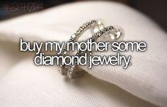 diamond jewelri, diamond jewelry, bucketlist, diamond rings, mother, diamonds, diamond earrings, bucket lists
