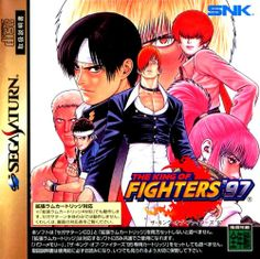 King of Fighters 97 import.