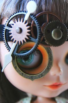 Steampunk eyes (by *chacha*)