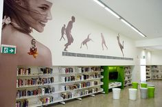 Coventry Library - Stirling - South Australia - Young Adult / Teen Area
