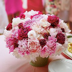A Ladylike Tea | Make Stunning Centerpieces