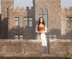 """Mary, Queen of Scots, as a young royal on the verge? Yes, please. Watch the intrigue unfold in The CW's new show """"Reign."""" ad"""