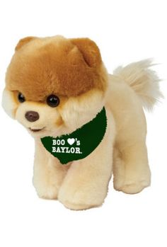 #Baylor University 'Boo Loves Baylor' 9'' Plush