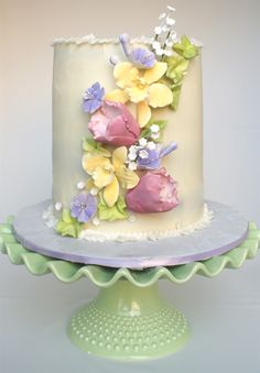Mother's Day celebration cake by Mili's Sweets