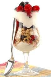 fruit, healthy snacks, breakfast, food, healthi, yogurt parfait, granola, greek yogurt, dessert