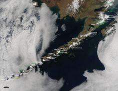 Alaska's Volcanos
