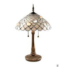 SEASHELL TIFFANY TABLE LAMP