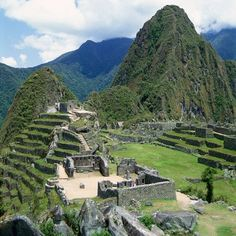 Machu Pichu, I've missed this place twice! One day...