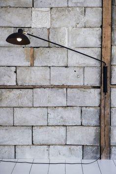 Lambert Fils Waldorf Large Wall Lamp