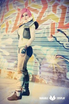 Lilith Borderlands Cosplay http://geekxgirls.com/article.php?ID=2222