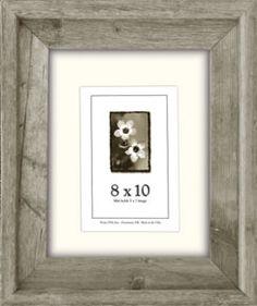 barnwood frame