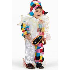 Disfraz de Arlequín Artista #disfraces #infantil #carnaval