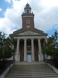 Swasey Chapel, Denison University, Granville, Ohio