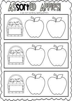 print this....apple monster activity