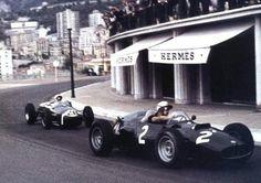vintage Monaco Grand Prix