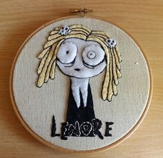 really cool version of Lenore