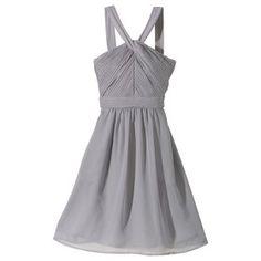 TEVOLIO™ Women's Halter Neck Chiffon Dress - N... : Target Mobile