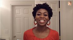 How To Maintain Wet Twist outs On Short Natural Hair.