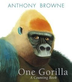 Read this to Phoenix today again. We have seen many of these primates at the zoo and can't wait to see more soon since we joined http://www.wcs.org One Gorilla: A Counting Book http://www.amazon.com/dp/0763663522/ref=cm_sw_r_pi_dp_wsG0rb1DD641BY4S