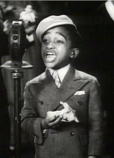 Sammy Davis Jr. in Rufus Jones for President, 1933