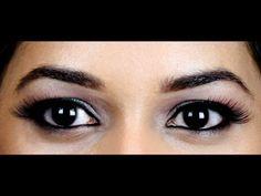 Smokey Eyes for Brown Eyes | Makeup Tutorial for Brown Skin, Indian Skin, Tan, Asian