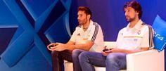 NBA 2K14 en Madrid Games Week fue presentado por Rudy Fernández y Sergio Llull en el certamen de Ifema.