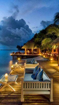 Conrad Maldives Rangali Island!