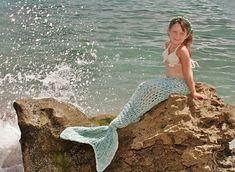 Crochet Mermaid tail pattern by: Crochet by Jennifer $4.95