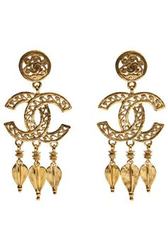 Chanel Dangle Earrings $1,270