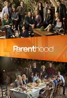 Parenthood...Obsessed with this show.