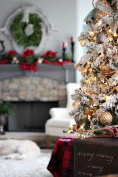 Christmas Tree with