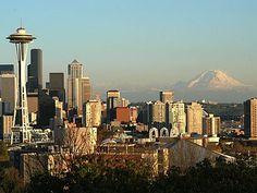 Seattle, WA: Wish to visit!