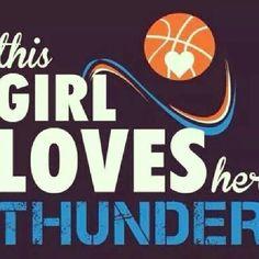 OKC Thunder!!